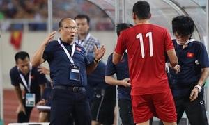 Báo Malaysia: 'Park Hang-seo cao tay hơn Tan Cheng Hoe'