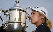 Lee6 đoạt giải Tân binh hay nhất LPGA Tour 2019