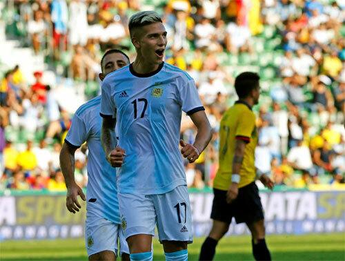 Argentina đang cần thêm nhiều cầu thủ tài năng và trẻ trung.