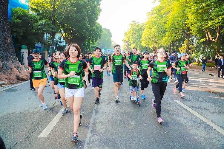 Lý do môn chạy ngày càng được yêu thích - 1