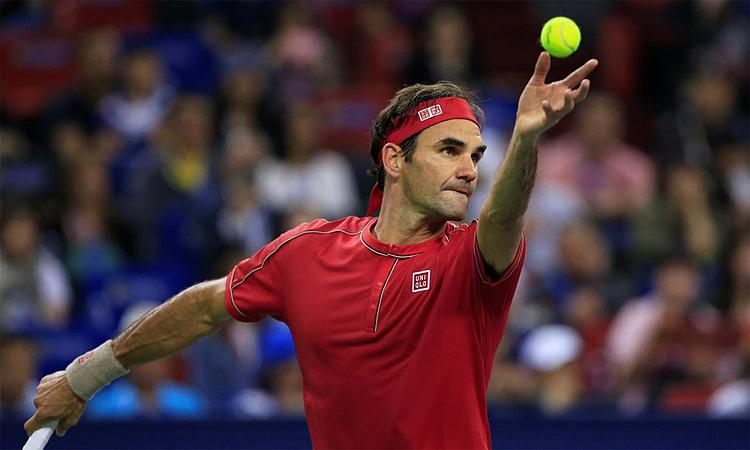 Federer là ông hoàng ở Grand Slam, nhưng vẫn chưa một lần có HC vàng đơn nam ở Thế vận hội. Ảnh: Reuters.
