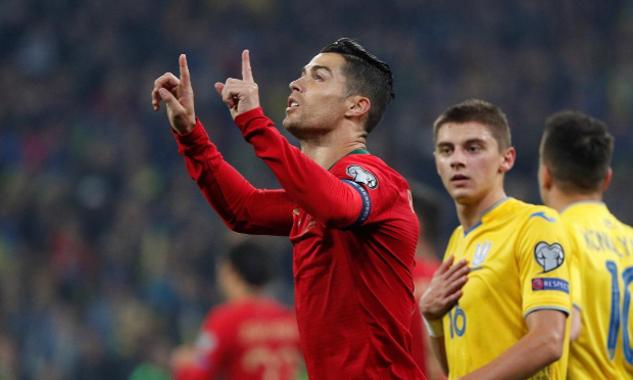 Trong 700 bàn của Ronaldo, có 95 bàn ở cấp ĐTQG và 605 bàn ở cấp CLB. Ảnh: Reuters.
