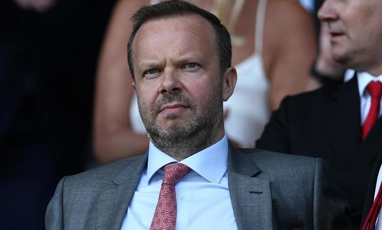Woodward cho rằng đội ngũ chuyển nhượng của Man Utd đang làm việc hiệu quả. Ảnh: Reuters.