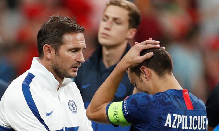 Lampard e ngại việc mở rộng quy mô Champions League sẽ khiến các cầu thủ kiệt sức. Ảnh: Reuters.