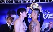 Hôm nay Trương Đình Hoàng tranh đai WBA Đông Á