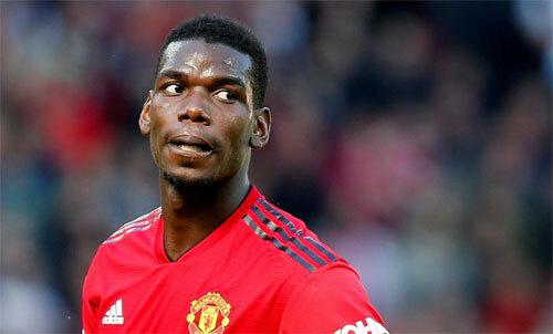 Pogba dễ đến Real trong tương lai gần. Ảnh: Reuters