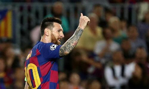 Barca không thể đòi quá nhiều ở Messi trong giai đoạn thể lực không tốt. Ảnh: Reuters