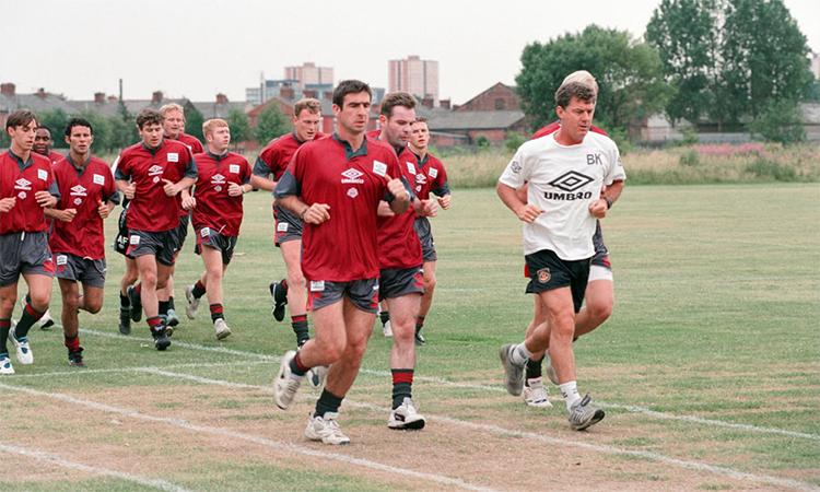 Cantona đến và nhanh chóng làm Man Utd thay đổi cả về chất lượng lối chơi lẫn khí chất của anh.