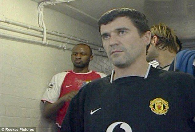 Thời Roy Keane còn thi đấu, nhưng cuộc đối đầu với các đại kình địch của Man Utd luôn đậm không khí thù địch ngay từ trong đường hầm.