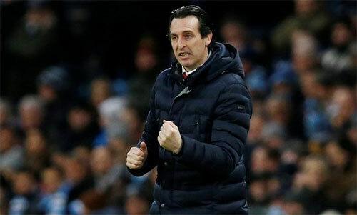 Emery đang thành công trong việc vực dậy Arsenal. Ảnh: Reuters