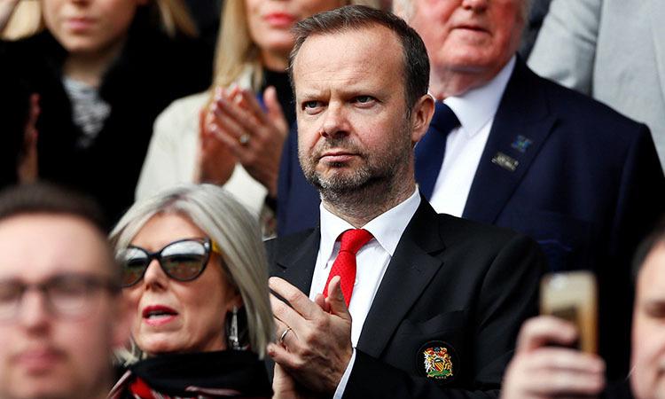 Woodward là người tư vấn cho gia đình Glazers mua lại Man Utd hồi năm 2005. Ảnh: Reuters.