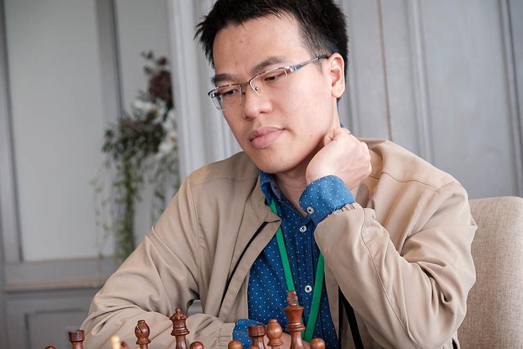 Quang Liêm kết thúc giải đấu thành công. Ảnh: Chess.com.