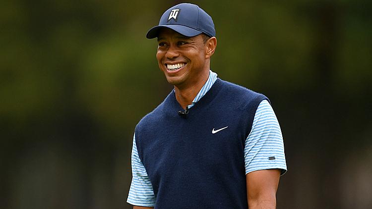 Woods sẽ chơi ở Zozo Championship và Hero World Challenge trước khi tham dự Presidents Cup. Ảnh: Sporting News.
