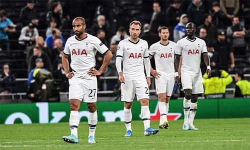 Tottenham thua tan nát trước Bayern mùa này. Ảnh: Reuters