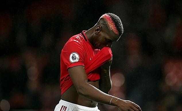 Pogba được cho là sẽ trở lại ở trận gặp Norwich cuối tuần này. Ảnh: Empics.