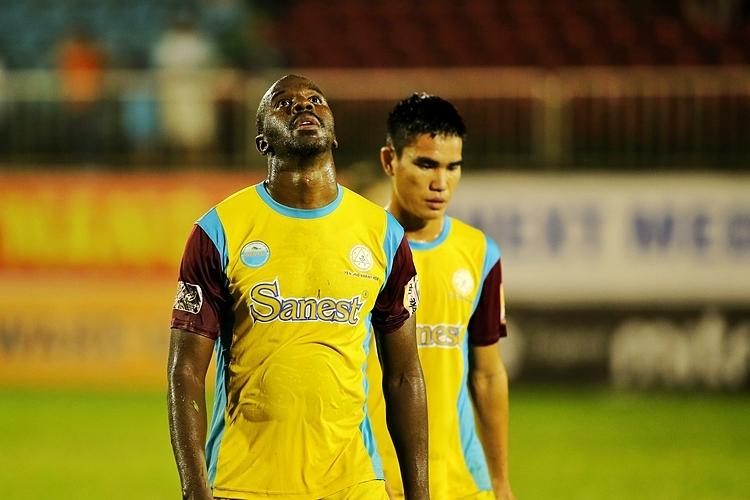 Khánh Hoà chia tay V-League