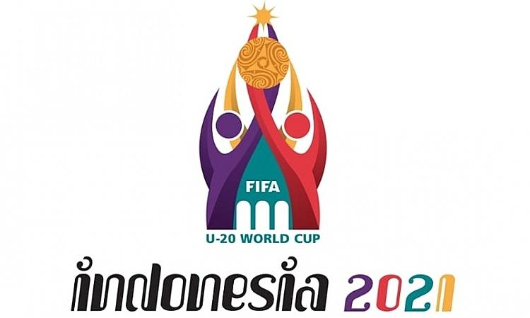 Biểu trưng VCK U20 World Cup 2021. Ảnh: PSSI.