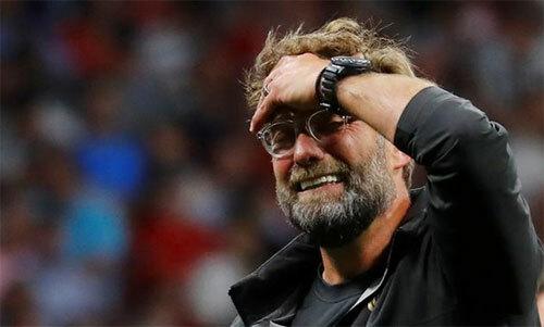 Klopp muốn đội bóng sẵn sàng cho giai đoạn khó khăn nhất. Ảnh: Reuters