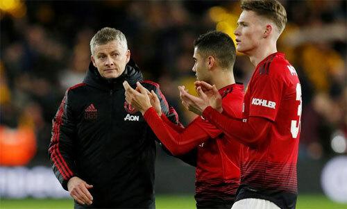 Solskjaer: 'Dùng cầu thủ trẻ là DNA của Man Utd'
