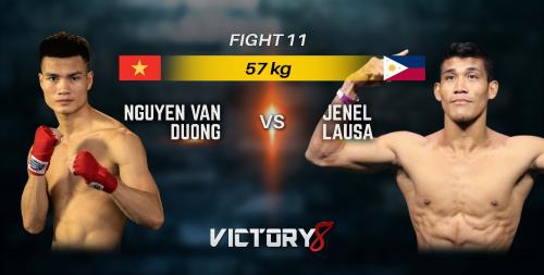 Nguyễn Văn Đương và Jenel Lausa – Ai sẽ chốt hạ đối thủ - 3