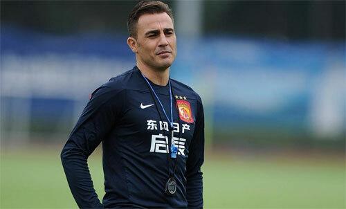 Cannavaro từng giành Quả Bóng Vàng năm 2006. Ảnh: AP