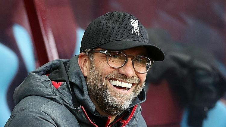 HLV Klopp chỉ tập trung vàokết quả và lịch thi đấu của Liverpool. Ảnh: Yahoo.