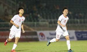 U19 Việt Nam 3-0 U19 Mông Cổ