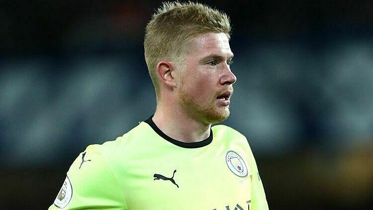 De Bruyne không lo lắng khi Man City phải làm khách tại Anfield cuối tuần này. Ảnh: Sky.