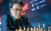 Quang Liêm thắng cựu Vua cờ Anand