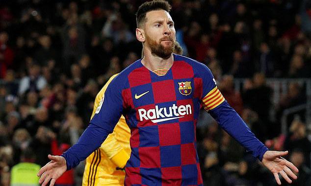 Sau khi trở lại từ chấn thương, Messi liên tục tỏa sáng. Anh ghi chín bàn và có năm kiến tạo trong 10 trận gần nhất. Ảnh: Reuters.