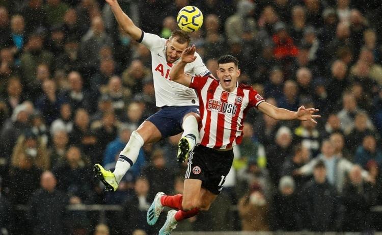 Sheffield United bị VAR từ chối một bàn thắng nhưng không nản lòng. Ảnh: Reuters.