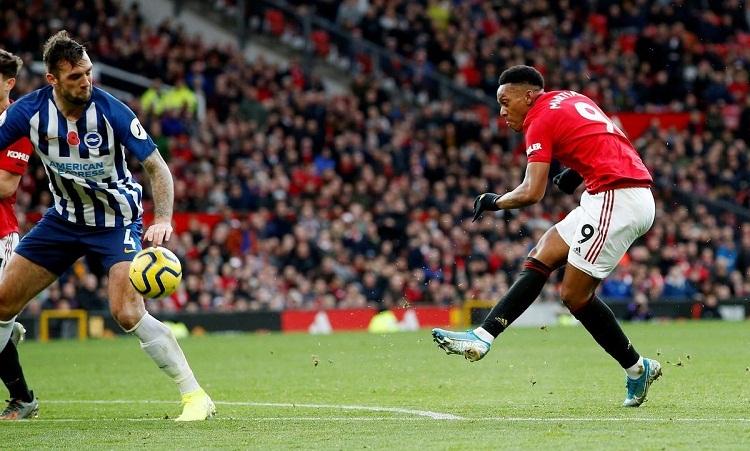 Man Utd có nhiều cơ hội ở nửa cuối hiệp hai nhưng không thể tận dụng. Ảnh: Reuters.