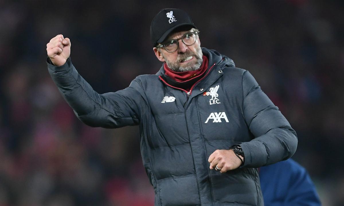 Klopp: 'Liverpool kiểm soát Man City trong 75 phút'