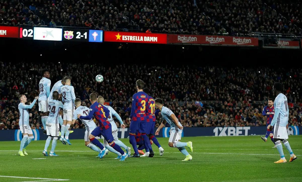 Messi đạt hiệu quả dứt điểm cao nhất sự nghiệp