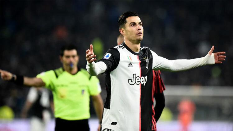 Ronaldo chơi chưa hay như kỳ vọng tại Juventus. Ảnh: Reuters