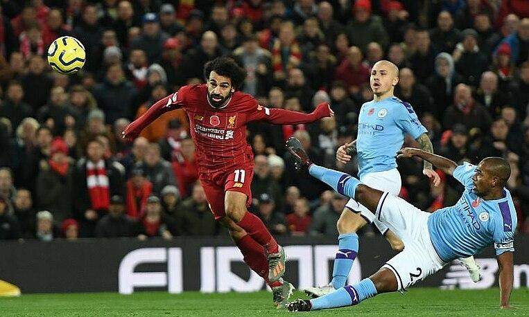 Liverpool thắng đậm Man City