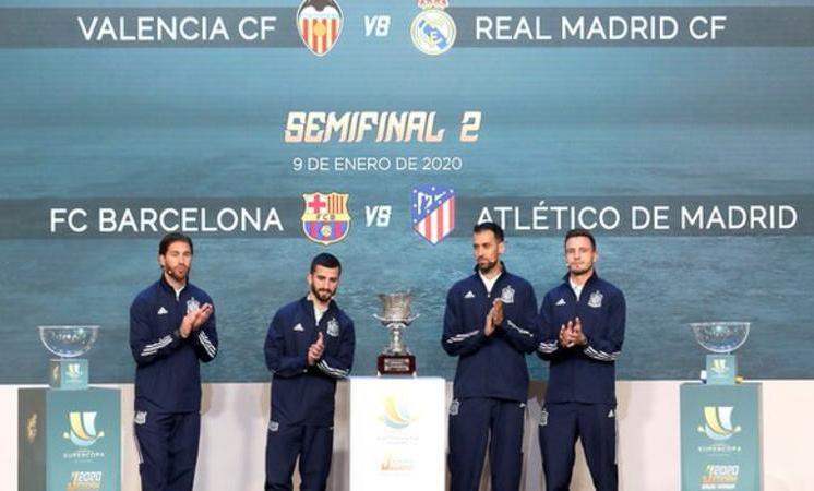 Siêu Cup hấp dẫn hơn với sự tham gia của bốn đội mạnh. Ảnh: EPA