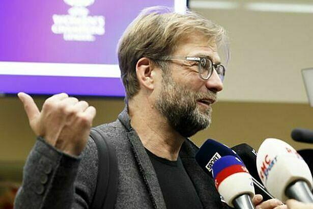 Klopp dự Hội nghị của UEFA với tâm lý thoải mái. Ảnh: REX.