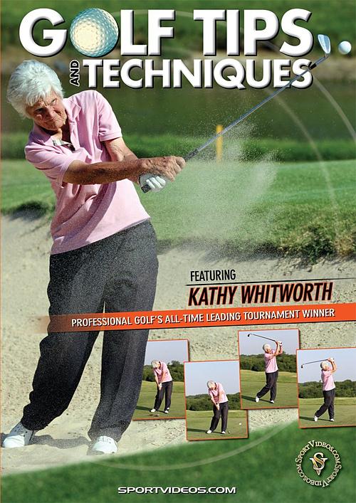 Hướng dẫn kỹ thuật golf là một trong những công việc giúp Whitworth kiếm sống sau khi giải nghệ.