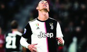 Đồng đội chờ lời xin lỗi từ Ronaldo