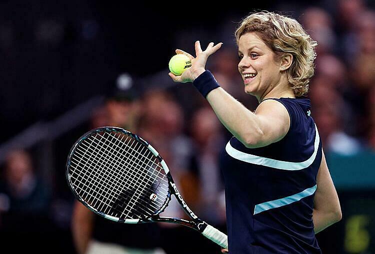 Kim Clijsters từng giải nghệ lần đầu năm 2007, rồi trở lại sau đó hai năm và đoạt thêm bảy danh hiệu WTA. Ảnh: Reuters.