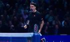 Federer đánh bại Djokovic tại ATP Finals 2019