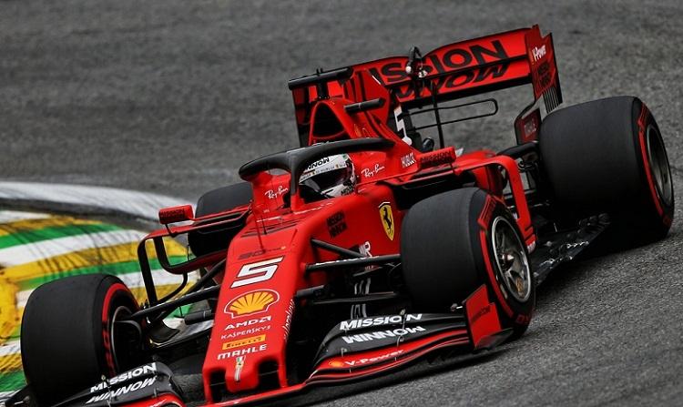 Vettel nhanh nhất buổi đua thử thứ hai trước GP Brazil. Ảnh: Gptoday.