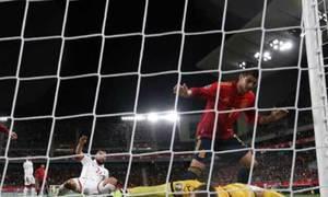 Tây Ban Nha 7-0 Malta