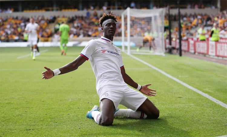 Những cầu thủ như Abraham đang thay đổi bộ mặt Chelsea. Ảnh: Reuters