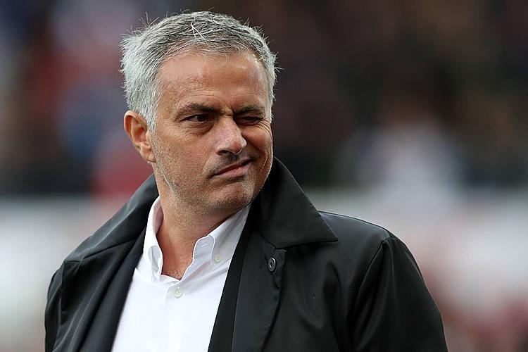 Mourinho trở lại nghiệp HLV, gần một năm sau khi bị Man Utd sa thải. Ảnh: PA.