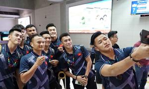 https://vnexpress.net/sea-games-2019/u22-viet-nam-co-mat-tai-manila-4016479.html Sea Games 2019 - VnExpress
