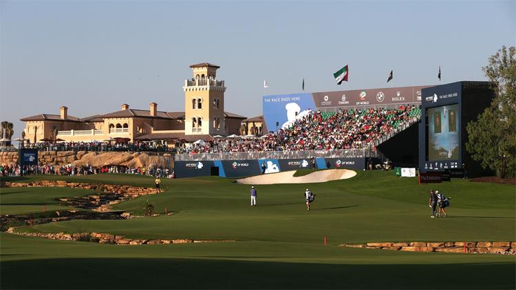 Sân Earth là chiến địa nơi các golfer tranh giải cuối cùng trong hệ thống European Tour mùa này. Ảnh: Betfair.