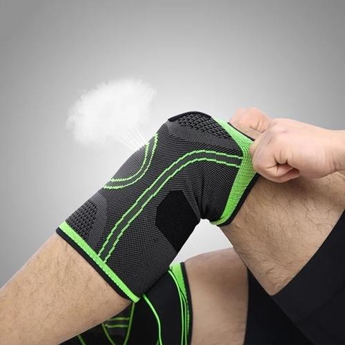 Băng bảo vệ đầu gối có dây quấn cố định khớp Aolikes HX-7720 được làm bằng chất liệu vải dệt kim thoáng khí, độ co giãn tốt, thoải mái và dễ sử dụng. Phụ kiện thích hợp với những người mê chạy bộ, bóng rổ, đạp xe, thể hình và cầu lông, hạn chế va chạm và chấn thương. Dây đai đa năng, có thể điều chỉnh độ rộng hoặc chật. Trên băng bảo vệ còn miếng dán để cố định dây đai không bị tuột. Sản phẩm đang giảm 15%, còn 169.000 đồng (giá gốc 199.000 đồng).
