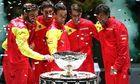 Nadal vô địch Davis Cup cùng tuyển Tây Ban Nha